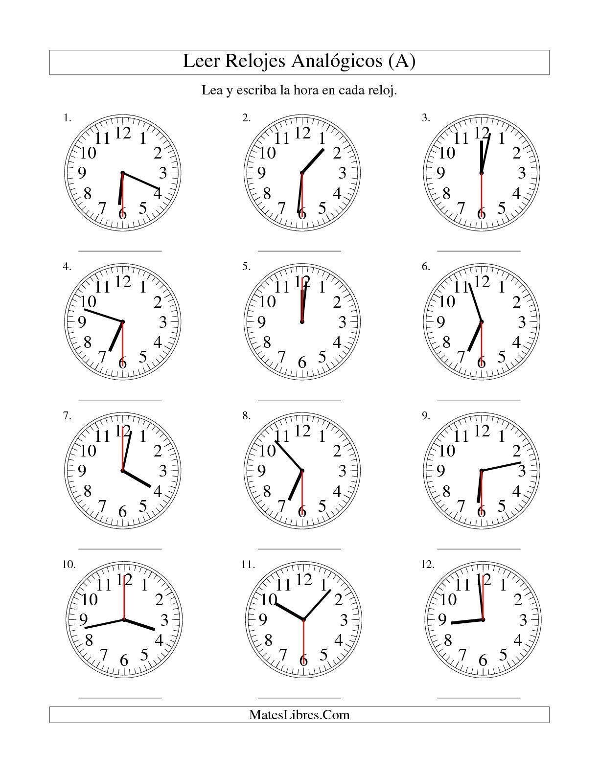 La Hora - Lessons - Tes Teach